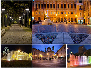Novi Ligure - Image: Montaggio