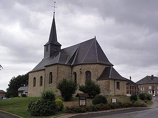 Montcornet, Ardennes Commune in Grand Est, France