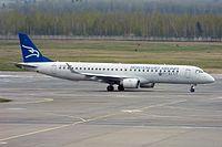 4O-AOC - E190 - Montenegro Airlines