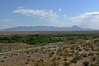 Mormon Mountains from Moapa Valley.jpg