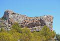 Morro Falquí i pins des dels miradors, el Poble Nou.JPG