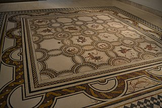 Mosaic of the months