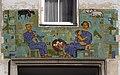 Mosaik am Haus Lorenz Mandl-Gasse 36-38 in Ottakring.jpg