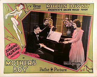 <i>Mothers Boy</i> (1929 film) 1929 film by Bradley Barker