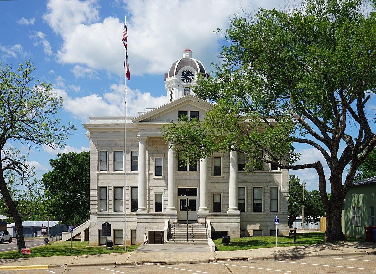 Franklin county tx jail