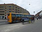 Movia bus line 5A at Brønshøj Torv 01.jpg