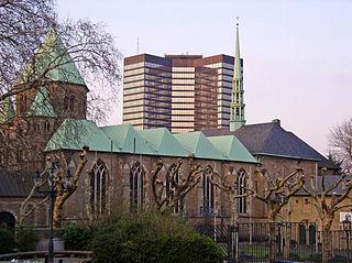Essen Abbey monastery