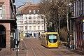 Mulhouse Tramway ligne 3 avenue du Maréchal Foch.jpg