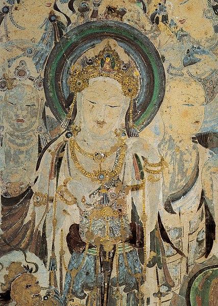 File:Mural Avolokitesvara.jpg