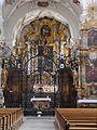 Muri Klosterkirche Innen Chorgitter.JPG