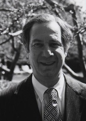 Murray Weidenbaum - Image: Murray Weidenbaum 1981