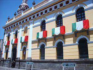 Museo Ignacio Zaragoza Puebla