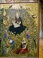 Museo di castelvecchio, michelino di besozzo, madonna del roseto.JPG