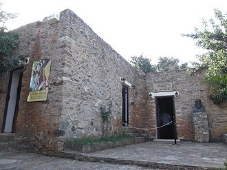 Museum of El Greco - View of the museum entrance.