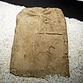 Museum of Prehistory and Archaeology of Cantabria 03 - Stele dedicated by Emilia (Monte Cildá).jpg