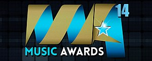 Logo del programma Music Awards
