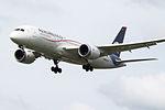 N964AM Boeing 787 Aeromexico (14601079107).jpg