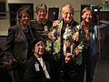 NASA human computers - l to r Christine Darden - Katherine Johnson - Janet Stephens - Katherine Smith - Sharon Stack.jpg