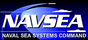 Naval Sea Systems Command - NAVSEA logo