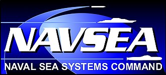 Naval Sea Systems Command - NAVSEA official logo as of 2000.