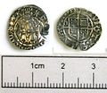 NCL-764F8A, Post-Medieval coin, sovereign penny of Henry VIII (FindID 646421).jpg