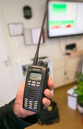 NXDN - NEXEDGE NXDN Hand Portable