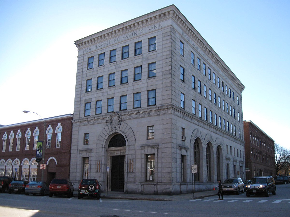 New Hampshire Savings Bank Building Wikipedia