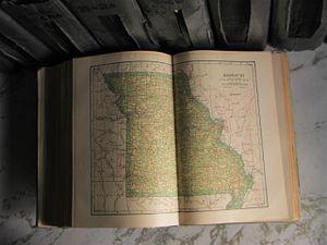New International Encyclopedia - Missouri