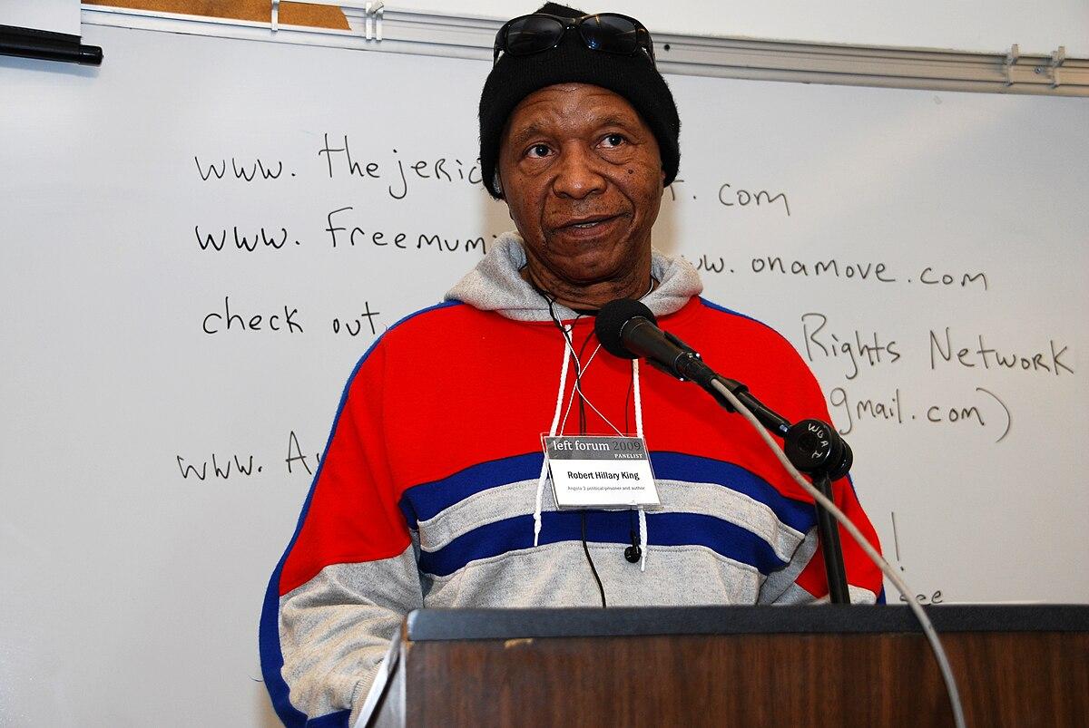 Robert Hillary King - Wikipedia