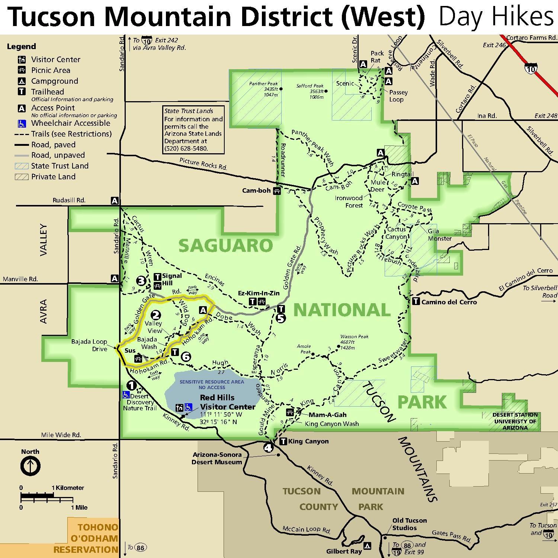 Filenps saguaro tucson mountain district trail map colorpdf filenps saguaro tucson mountain district trail map colorpdf gumiabroncs Gallery