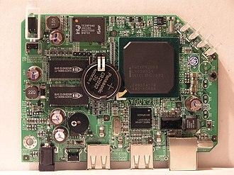 NSLU2 - NSLU2 Mainboard/PCB