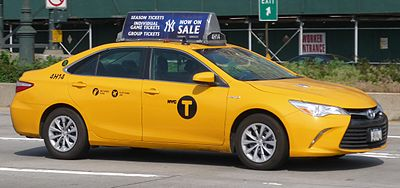 Taxicabs of New York City - Wikiwand