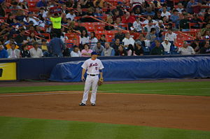 New York Mets 3B David Wright