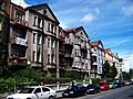Na valech, směr Badeniho, domy.jpg
