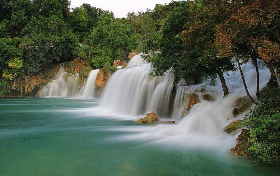 Nacionalni park Krka-Skradinski buk