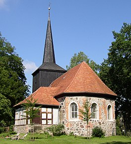 Church in Nackel