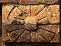 Nalanda - 044 Carved Brick Pattern (9253469696).jpg