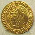 Napoli, carlo I d'angiò, reale (carlino d'oro), 1278.jpg