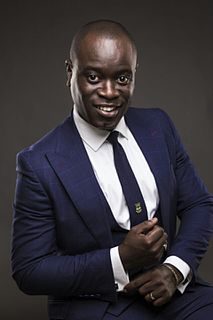 Nathaniel Attoh Ghanaian announcer and journalist