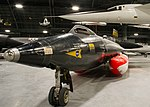 National Museum of the U.S. Air Force-X15 and XB-70.jpg