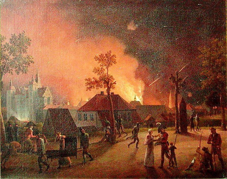 slaget på reden 1801