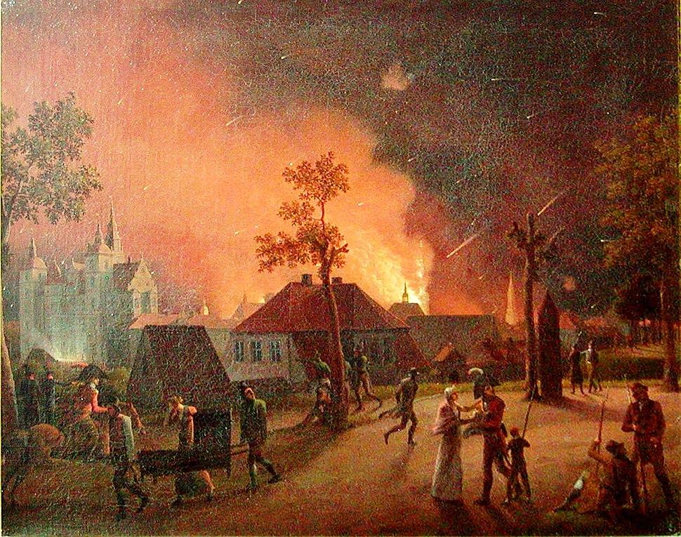 Natten mellem 3 og 4 september 1807