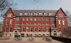 Natural History Building - Image: Natural History Building Urbana Illinois 4555