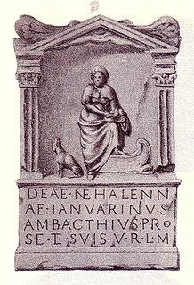 Nehalennia water deity