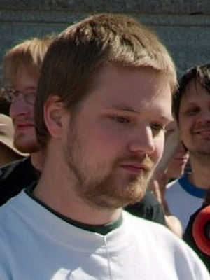 The Pirate Bay trial - Image: Neij crop