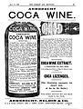 Nelson & Co. Armbrecht, ad for coca wine Wellcome L0016408.jpg