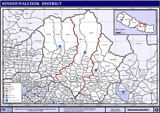 Sindhupalchok District District in Province No. 3, Nepal