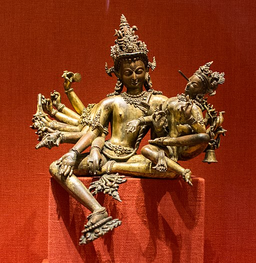 Nepal Uma Mahesvara Cleveland Museum of Art, 1300 CE