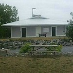 Nepean Sailing Club outbuilding August 2012.jpg