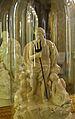 Neptú, pisa de l'Alcora, sala de la claraboia del palau del marqués de Dosaigües.JPG